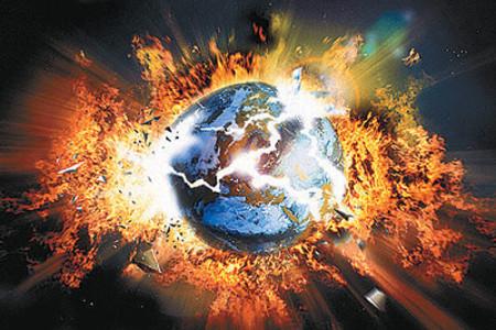 Apocalipsis, así será el fin del mundo