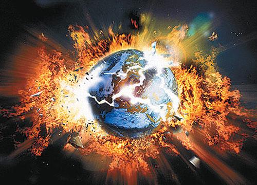 Destruccion del mundo