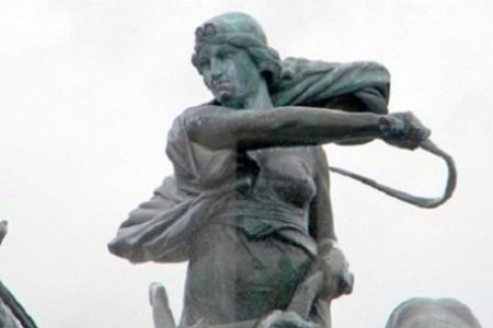 Gefjun, diosa nórdica