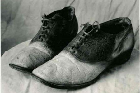 George Parrot, el forajido que se convirtió en unos zapatos