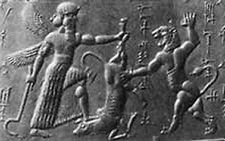 Gilgamesh, héroe sumerio