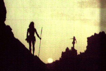 La maldición de Laurinaga, leyenda guanche