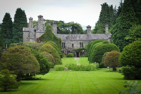 Los fantasmas del Castillo Gwydir, Gales