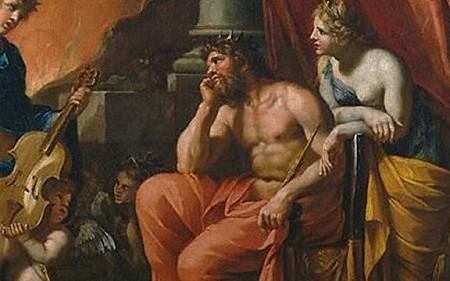 Hades y su reino, el Inframundo