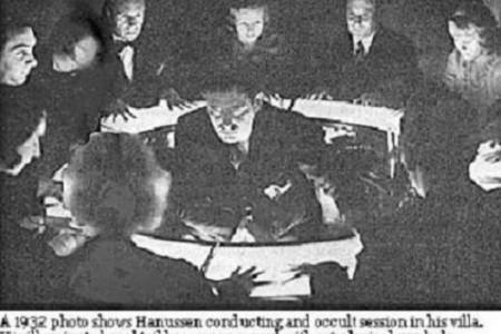 Erik Jan Hanussen, 'el astrólogo de Hitler'