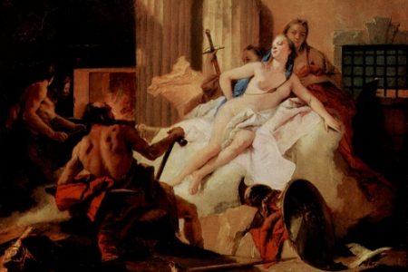 Hefestos y Afrodita o la extraña pareja