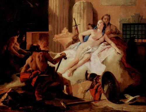 Hefestos y Afrodita