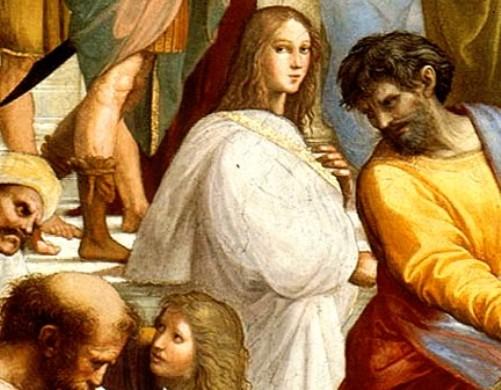Hipatia de Alejandría, filósofa y matemática griega