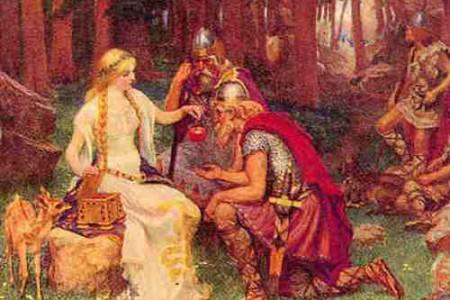 Loki y las manzanas de la eterna juventud