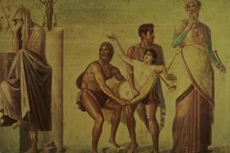 El mito de Ifigenia