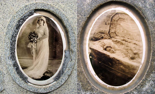 Julia Buccola Petta, la novia cadáver