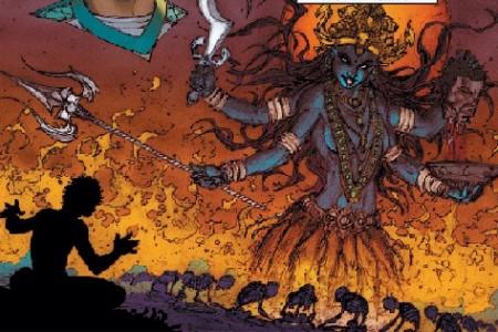 Kali, diosa hindú
