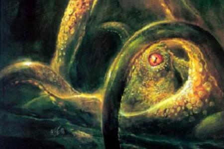 El Kraken en la mitología escandinava