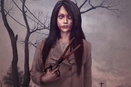 Kuchisake-onna la mujer con la boca cortada