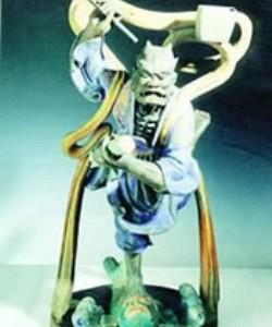 Kui-Xing, dios chino de los exámenes