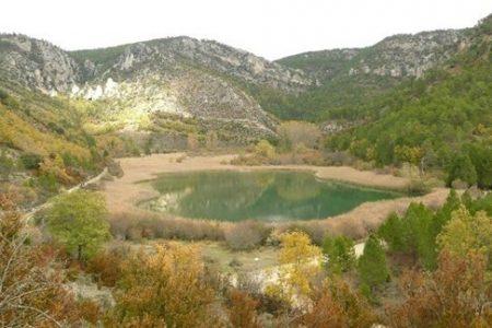 La leyenda del lago de Taravilla en Guadalajara