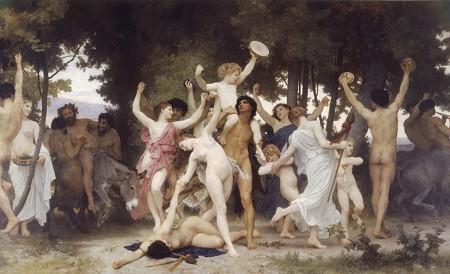 El dos veces nacido dios Dionisos