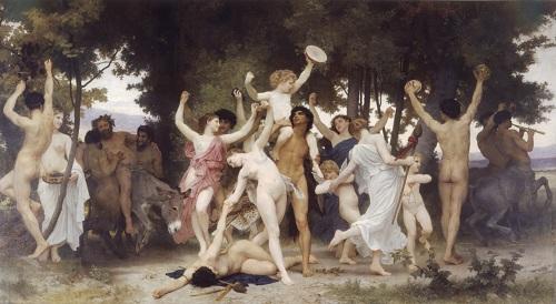 Bacanal de Dionisos