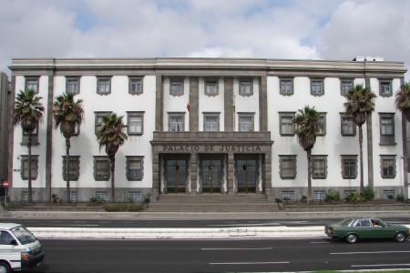 El misterio del Palacio de Justicia de Las Palmas
