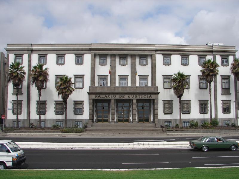 Palacio de Justicia de Las Palmas