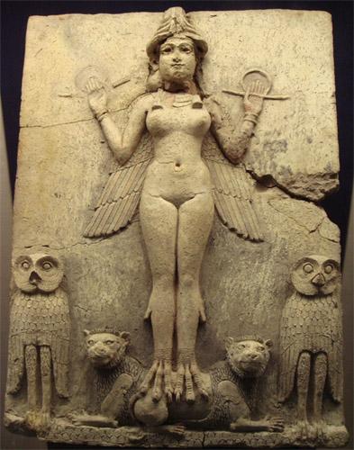 Lilith, la madre de las bestias
