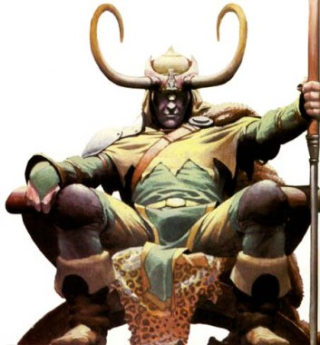 Dios Vikingo