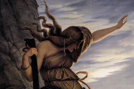 Lorelei, la sirena del Rhin