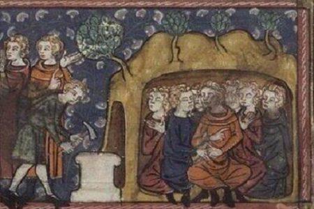 Los siete durmientes de Éfeso