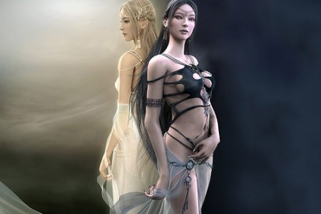 El mito sumerio de Inanna y Ereshkigal