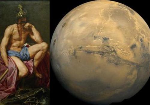 Marte, dios romano