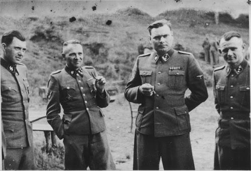 Informe ODESSA, la huida de los nazis