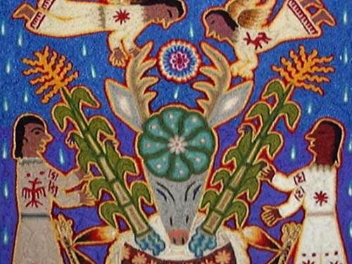 Mezcalito, dios chamánico