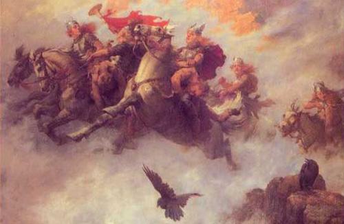 Mitologia Nordica;