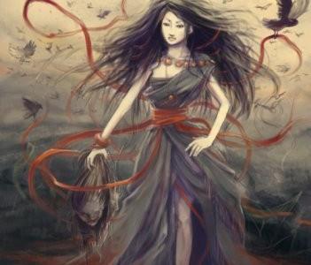Morrigan, la diosa celta de la guerra