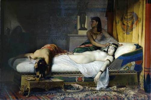 Cleopatra, la reina del Nilo