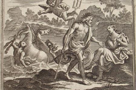 El mito de Cenis convertida en Céneo
