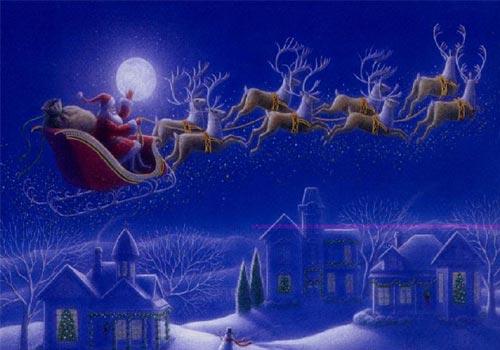 Leyendas para la Navidad