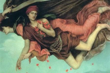 Nyx, diosa griega de la noche