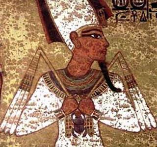 Dioses del vino en Egipto