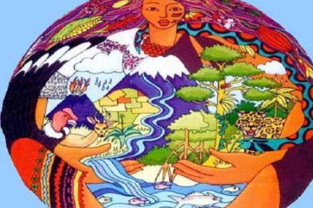 Pachamama, divinidad inca
