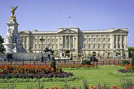 Fantasmas ilustres en los palacios ingleses