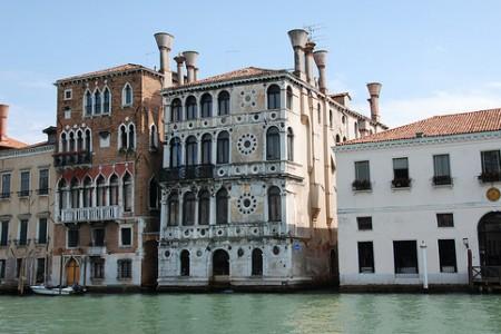 La casa que mata en Venecia