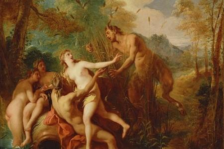 Origen y andanzas del dios Pan