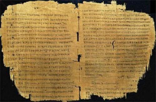 Los evangelios: canónicos contra apócrifos