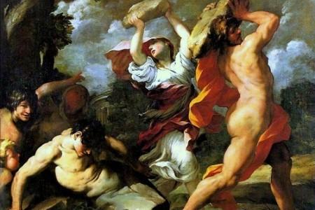 Creación y origen del hombre en la mitología griega