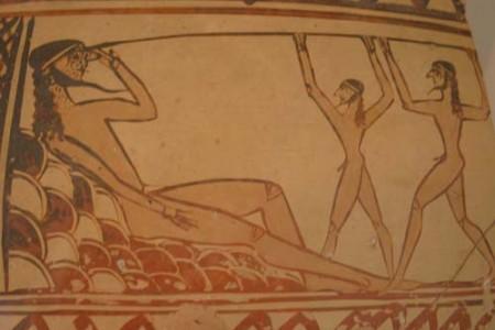 Las aventuras de Ulises: los lotófagos y Polifemo