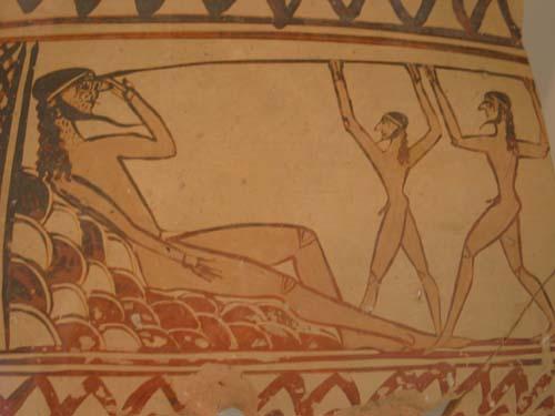 Ulises y Polifemo