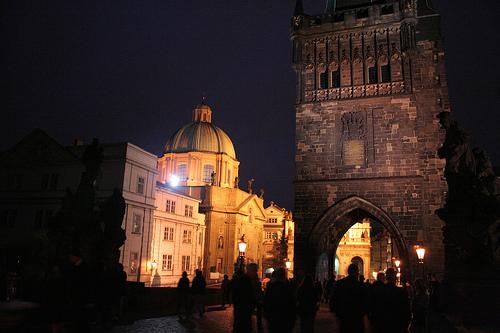 Los fantasmas de Praga