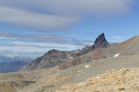 La leyenda argentina del Cerro Punta Negra