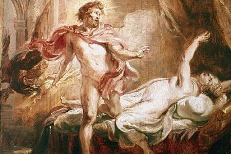 La leyenda de Sémele y Zeus